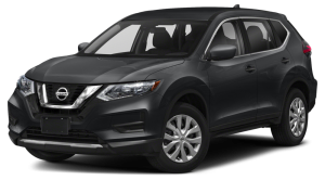 2020 Nissan Rogue special edition in black